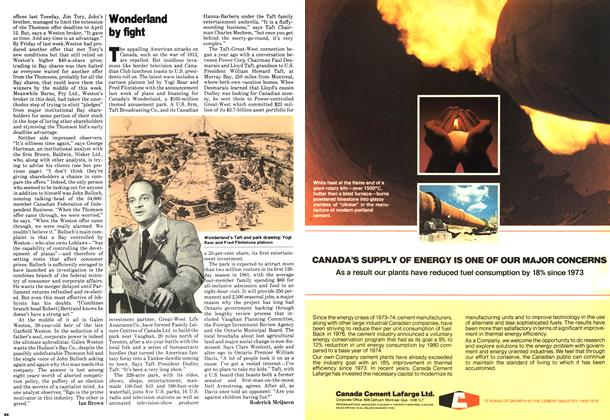 Article Preview: Wonderland by fight, April 1979 | Maclean's