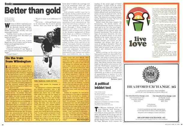 Article Preview: Better than gold, April 1979 | Maclean's