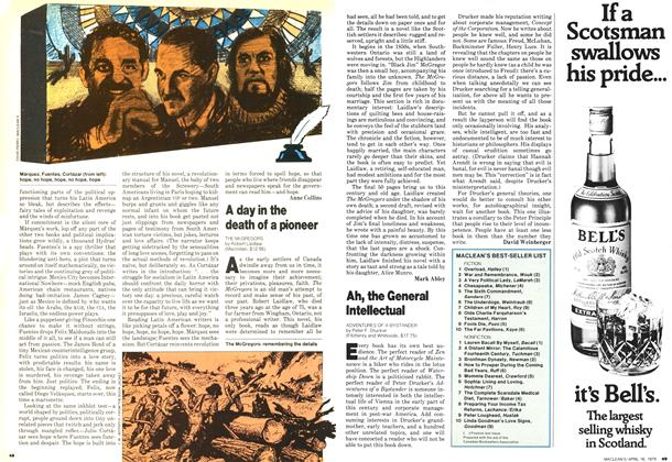 Article Preview: Ah, the General Intellectual, April 1979 | Maclean's