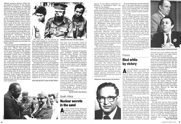 Article Preview: Bled white by victory, April 1979 | Maclean's