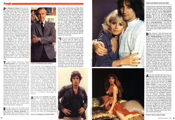 Article Preview: People, April 1979 | Maclean's