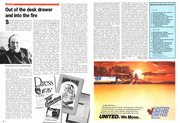 Article Preview: Out of the desk drawer and into the fire, April 1979 | Maclean's
