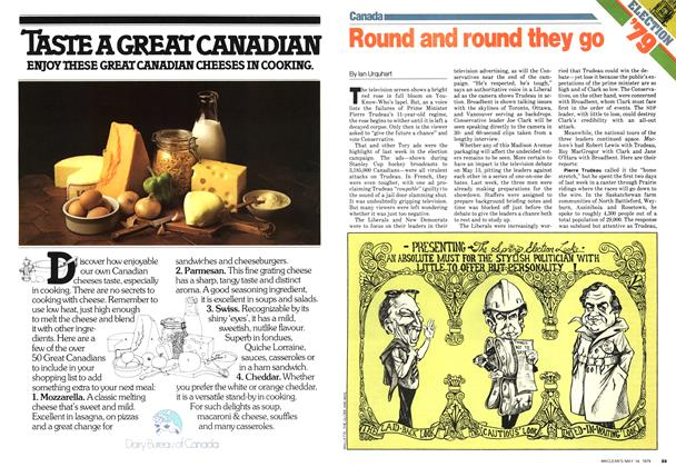 Article Preview: Round and round they go, May 1979 | Maclean's