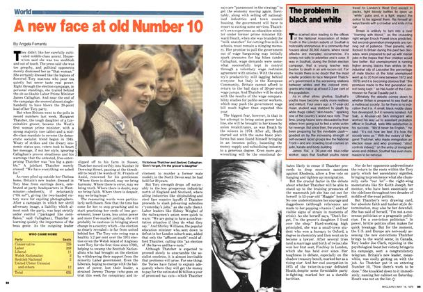 Article Preview: A new face at old Number 10, May 1979 | Maclean's