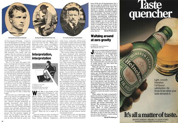 Article Preview: Waltzing around at zero gravity, May 1979 | Maclean's