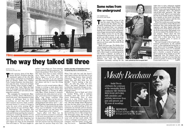 Article Preview: The way they talked till three, May 1979 | Maclean's