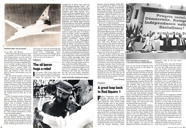 Article Preview: A great leap back to Red Square 1, May 1979 | Maclean's