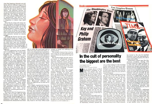 Article Preview: In the cult of personality the biggest are the best, May 1979 | Maclean's