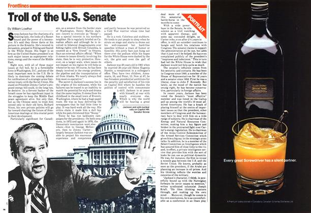 Article Preview: Troll of the U.S. Senate, June 1979 | Maclean's