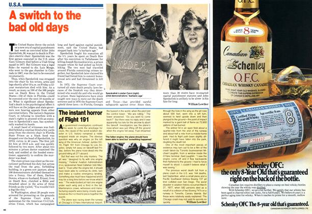 Article Preview: A switch to the bad old days, June 1979 | Maclean's