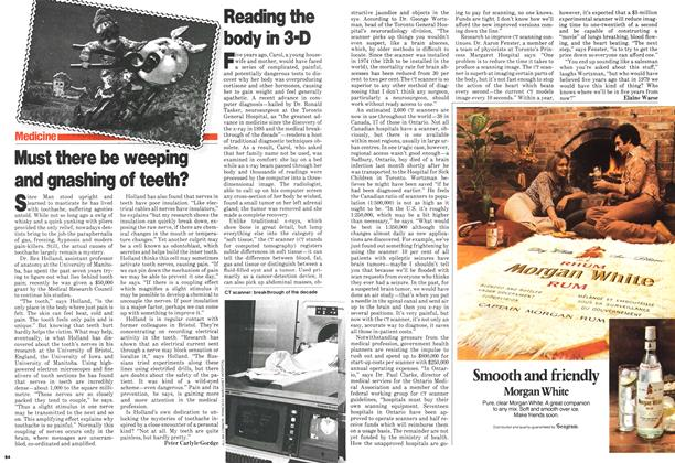 Article Preview: Reading the body in 3-D, June 1979 | Maclean's