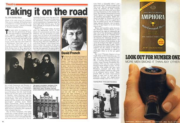 Article Preview: Taking it on the road, June 1979 | Maclean's