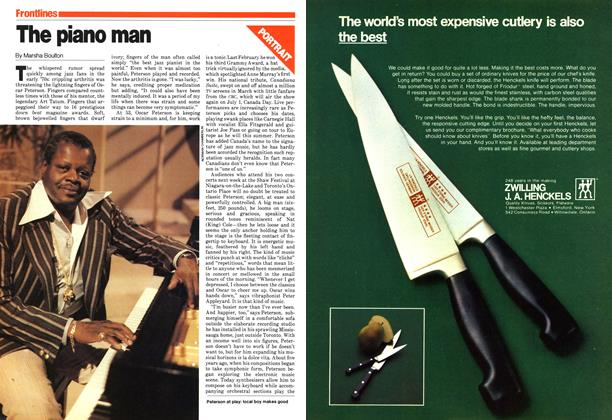 Article Preview: The piano man, June 1979 | Maclean's