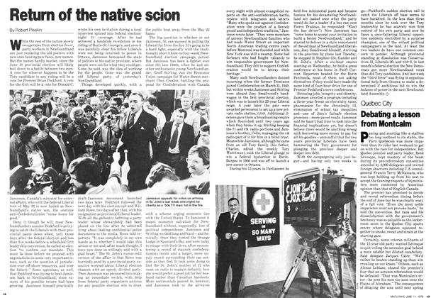 Article Preview: Debating a lesson from Montcalm, June 1979 | Maclean's