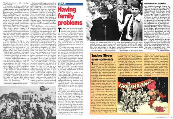 Article Preview: Having family problems, June 1979   Maclean's