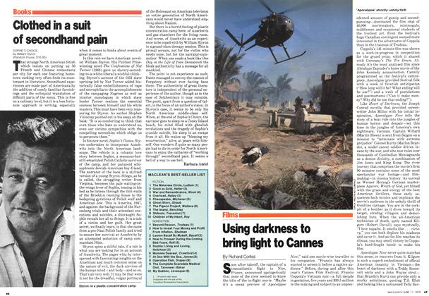 Article Preview: Using darkness to bring light to Cannes, June 1979 | Maclean's