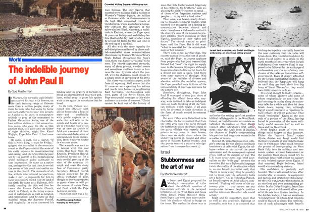 Article Preview: The indelible journey of John Paul II, June 1979 | Maclean's