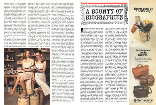Article Preview: A BOONTY OF BIOGRAPHIES, June 1979 | Maclean's
