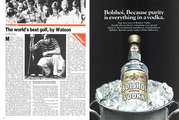 Article Preview: The world's best golf, by Watson, June 1979 | Maclean's