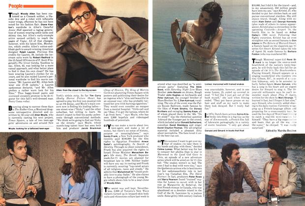 Article Preview: People, July 1979 | Maclean's