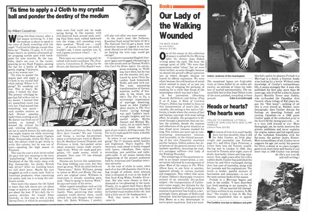 Article Preview: 'Tis time to apply a J Cloth to my crystal ball and ponder the destiny of the medium, July 1979 | Maclean's