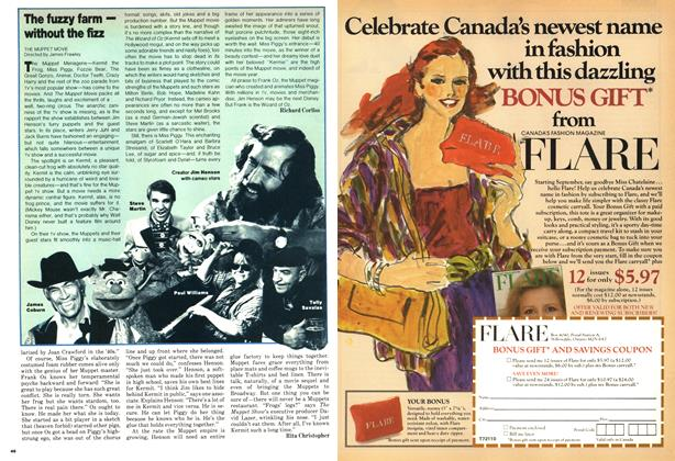 Article Preview: The fuzzy farm — without the fizz, July 1979 | Maclean's