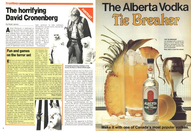 Article Preview: The horrifying David Cronenberg, July 1979 | Maclean's