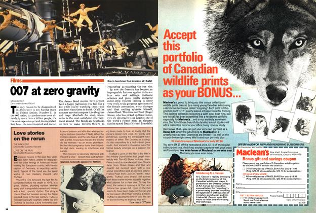 Article Preview: Love stories on the rerun, July 1979 | Maclean's