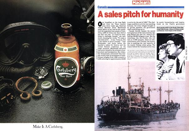 Article Preview: A sales pitch for humanity, July 1979 | Maclean's