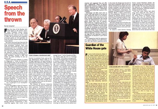 Article Preview: Speech from the thrown, July 1979 | Maclean's