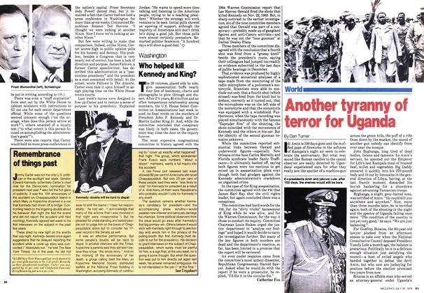 Article Preview: Remembrance of things past, July 1979 | Maclean's