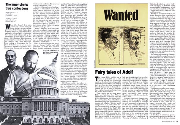 Article Preview: Fairy tales of Adolf, July 1979 | Maclean's