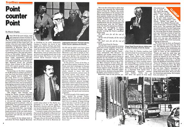 Article Preview: Point counter Point, August 1979 | Maclean's