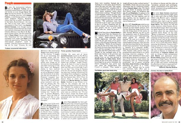 Article Preview: People, August 1979 | Maclean's