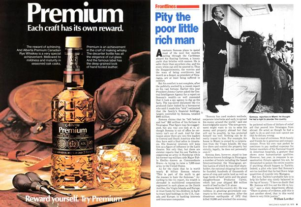Article Preview: Pity the poor little rich man, August 1979 | Maclean's