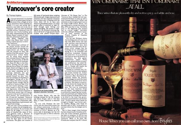 Article Preview: Vancouver's core creator, September 1979   Maclean's
