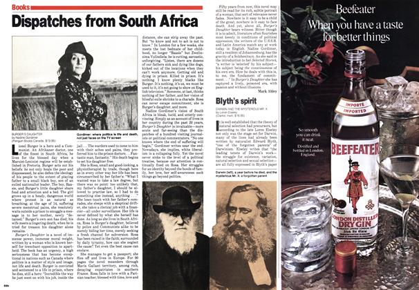 Article Preview: Blyth's spirit, September 1979 | Maclean's