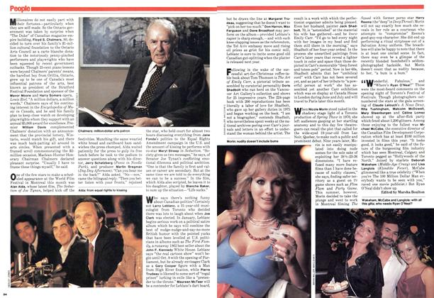 Article Preview: People, September 1979 | Maclean's