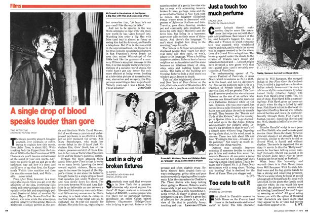 Article Preview: Lost in a city of broken fixtures, September 1979 | Maclean's