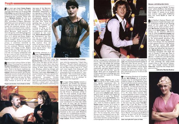 Article Preview: People, October 1979 | Maclean's