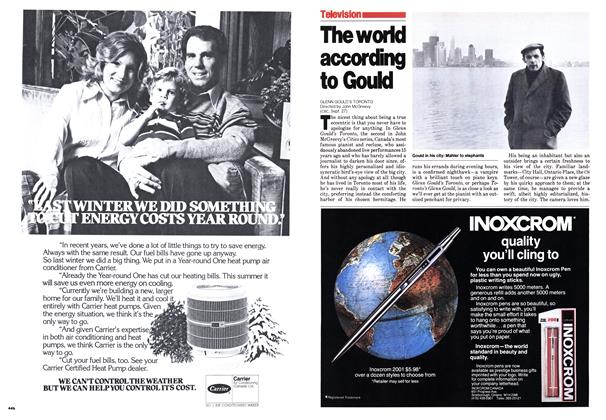 Article Preview: The world according to Gould, October 1979 | Maclean's