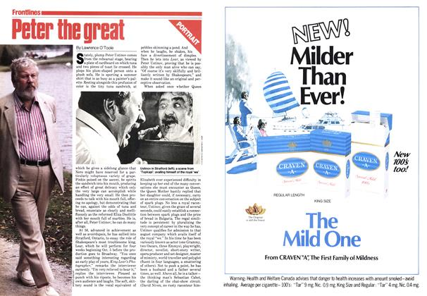 Article Preview: Peter the great, October 1979 | Maclean's