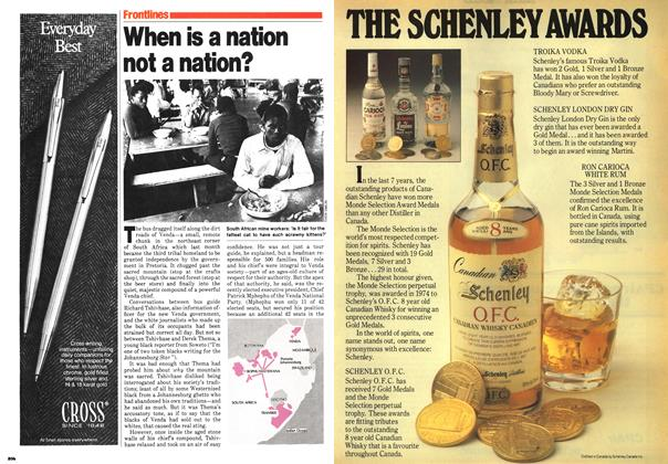 Article Preview: When is a nation not a nation?, October 1979 | Maclean's