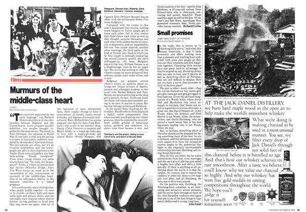 Article Preview: Murmurs of the middle-class heart, October 1979 | Maclean's