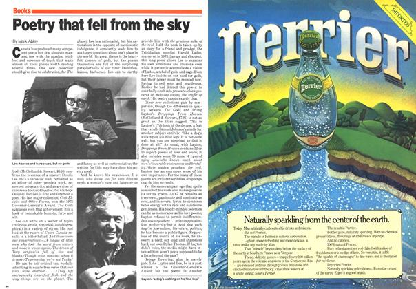Article Preview: Poetry that fell from the sky, October 1979 | Maclean's