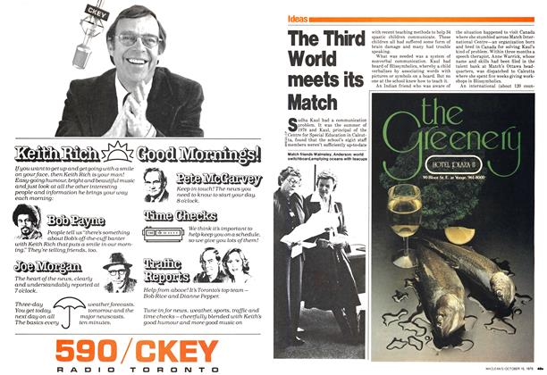 Article Preview: The Third World meets its Match, October 1979 | Maclean's