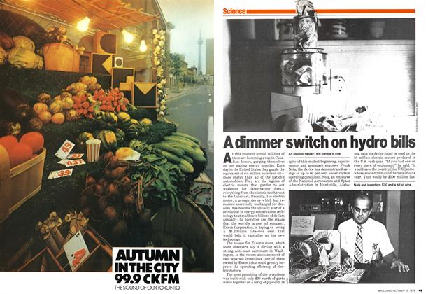 Article Preview: A dimmer switch on hydro bills, October 1979 | Maclean's