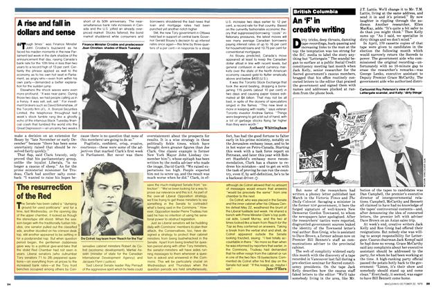 Article Preview: An 'F' in creative writing, October 1979 | Maclean's