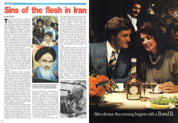 Article Preview: Sins of the flesh in Iran, November 1979 | Maclean's