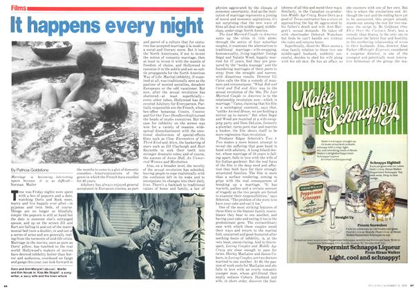 Article Preview: It happens every night, November 1979 | Maclean's